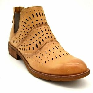 Sofft Brenley Leather Chelsea Ankle Boot 9.5 New
